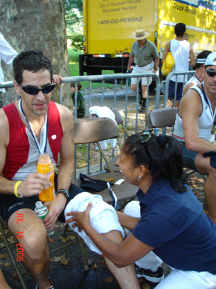 NYC Triathalon